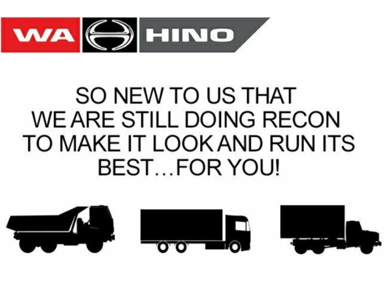 Used Vehicles at WA Hino Picture 1
